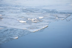 Ocean and ice Stock Photos