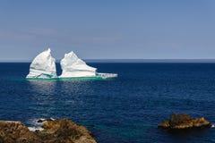 Ocean icebergs Stock Photo