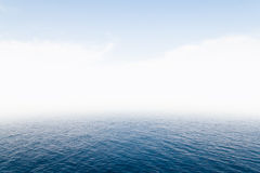 Ocean. Image with blank space Royalty Free Stock Photography