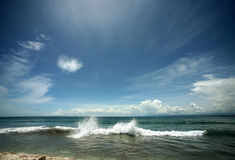 ocean indyjski Zdjęcia Stock
