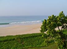 Ocean Indyjski round Sri Lanka zdjęcie royalty free