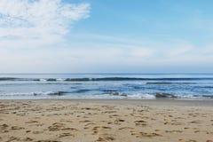 Ocean Indyjski w spokój pogodzie obrazy stock