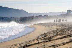 ocean jazda Zdjęcie Royalty Free
