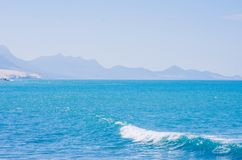 ocean landscape Royalty Free Stock Image