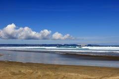 Ocean landscape Stock Image