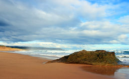 Ocean landscape Stock Photography