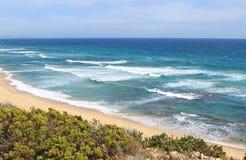 Ocean landscape royalty free stock photo