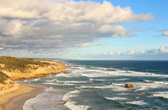 Ocean landscape royalty free stock photography