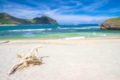 Ocean Landscape at Sumbawa Island. Stock Image