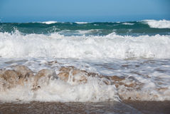 Ocean layers Stock Images