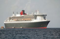 Ocean liner Stock Images