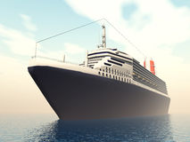 Ocean Liner Stock Photos