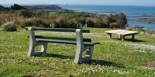 Ocean lookout, Australia Royalty Free Stock Photos