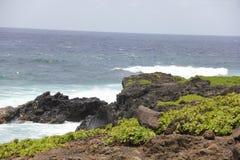 Ocean. Maui hawaii, very good for any kind of manipulation Stock Photo