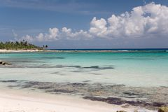 ocean meksyk Zdjęcia Royalty Free