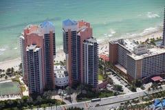 Ocean One Condominium Stock Image