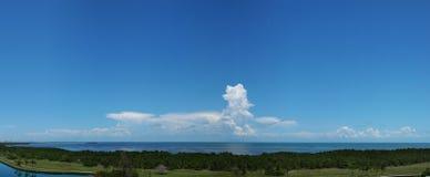 Free Ocean Panorama Royalty Free Stock Images - 1071189