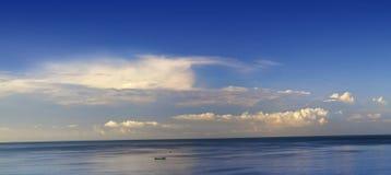 Ocean Panorama Royalty Free Stock Images