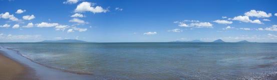 Ocean Panoramic Royalty Free Stock Images