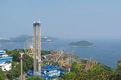 Ocean Park, Hong Kong Royalty Free Stock Image