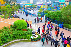 Ocean park hong kong Royalty Free Stock Photo