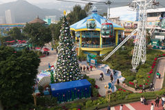 Ocean Park Hong Kong Royalty Free Stock Photography