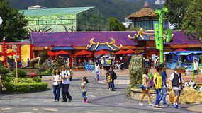 Ocean park hong kong Stock Photos