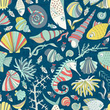 Ocean Pattern Stock Images