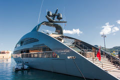 Ocean Pearl vip yacht Stock Images