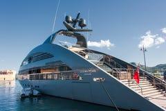 Ocean Pearl vip yacht Stock Images