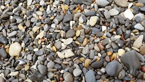 Ocean Pebbles Royalty Free Stock Photos