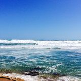 Ocean piana Obrazy Stock