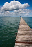 Ocean Pier Royalty Free Stock Image