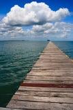 Ocean Pier Royalty Free Stock Images
