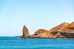 Ocean and Pinnacle Rock Royalty Free Stock Photo