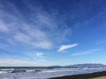 Ocean plaża Obraz Royalty Free