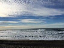 Ocean plaża Fotografia Stock