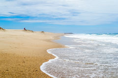 Ocean plaża Obraz Stock