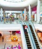 Ocean Plaza shopping mall, Kiev Royalty Free Stock Photography