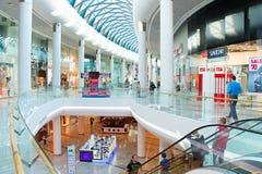 Ocean Plaza shopping mall Stock Photos