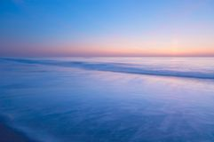 ocean pokojowej scena zdjęcia royalty free