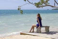 Ocean relaxation Stock Photos