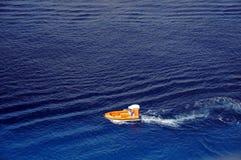 Ocean rescue Stock Image