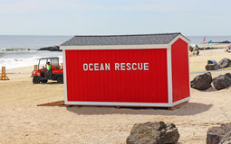 Ocean Rescue Royalty Free Stock Images