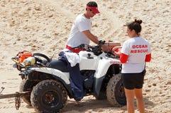 Ocean Rescue Stock Photography