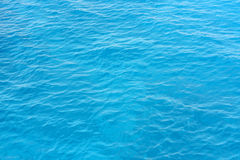 Ocean Ripples Texture Royalty Free Stock Image