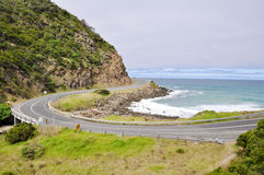 Ocean Road, Victoria, Australia Stock Photography