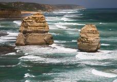 Ocean Rocks Stock Image