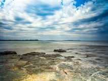 Ocean Rocks Stock Images