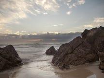 Ocean Rocks Royalty Free Stock Image